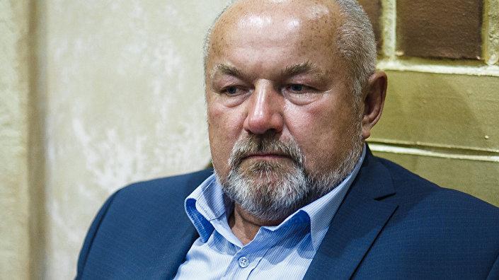 Фермер Николай Озолин
