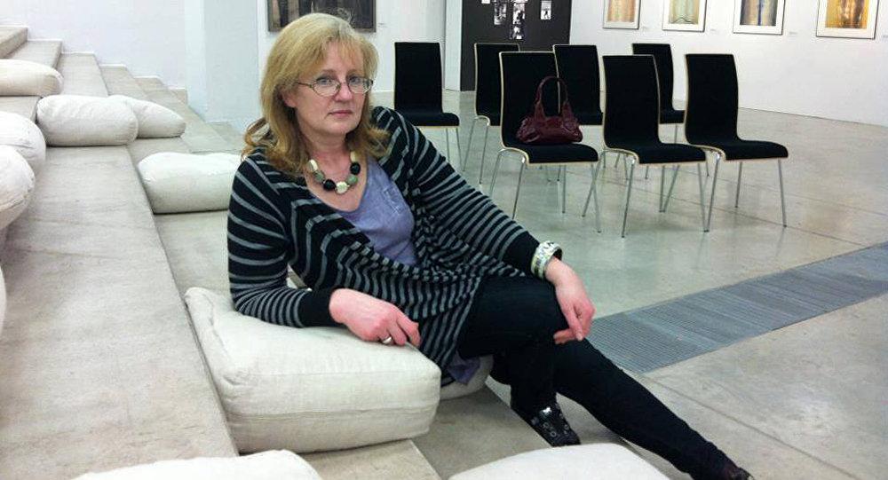 54-летняя юрмалчанка Дагния Мазлаздиня