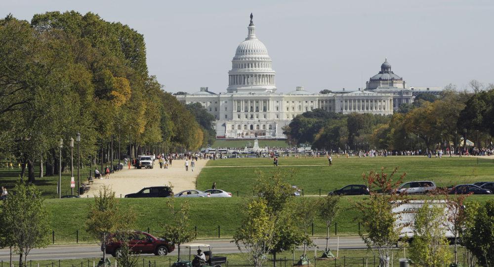 Kapitolijs Vašingtonā. Foto no arhīva