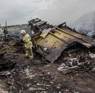 Malaizijas lidmašīnas Boeing avārija Ukrainā