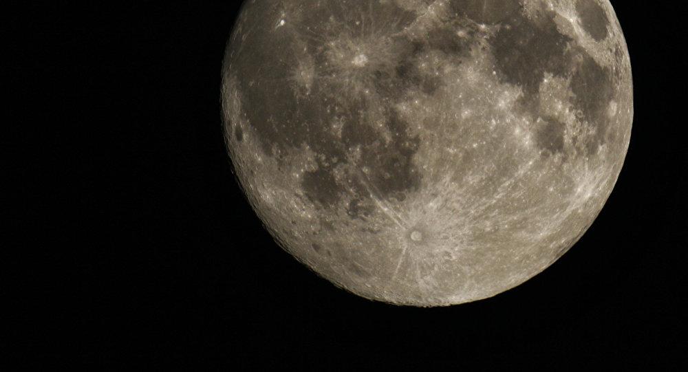 Pilnmēness. Foto no arhīva