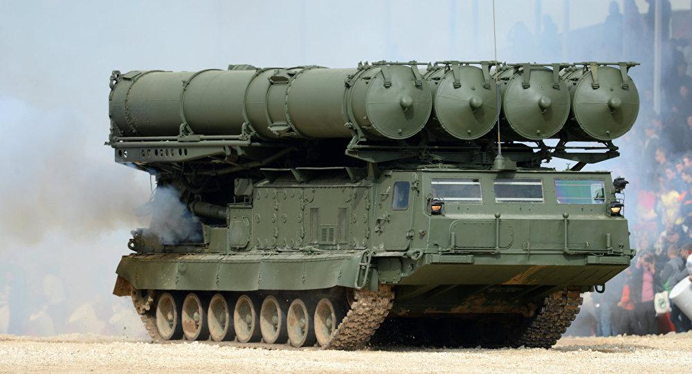 Зенитно-ракетный комплекс С-300, архивное фото