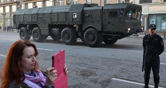 Страны Балтии давно врадиусе действия русских «Искандеров»— МИД Латвии