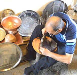 Vara valstība: varkalis no Azerbaidžānas stāsta par savu profesiju
