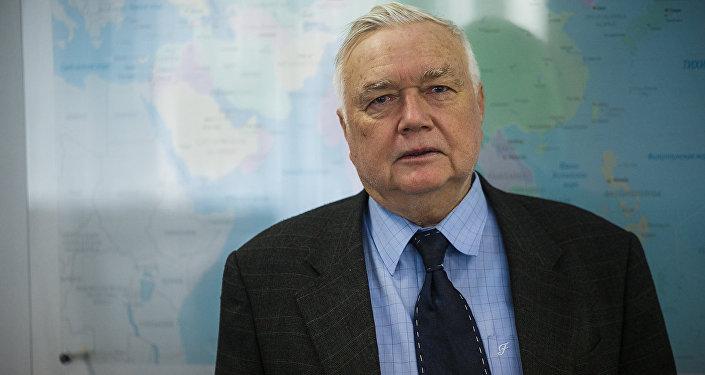 Эксперт Российского института стратегических исследований Игорь Николайчук