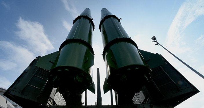 Raķešu komplekss Iskander-M