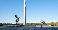 Rīgas Atbrīvotājiem veltīts piemineklis