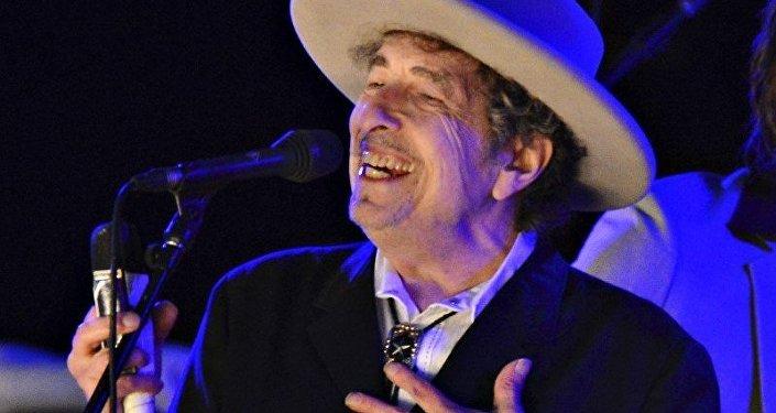 Боб Дилан, архивное фото