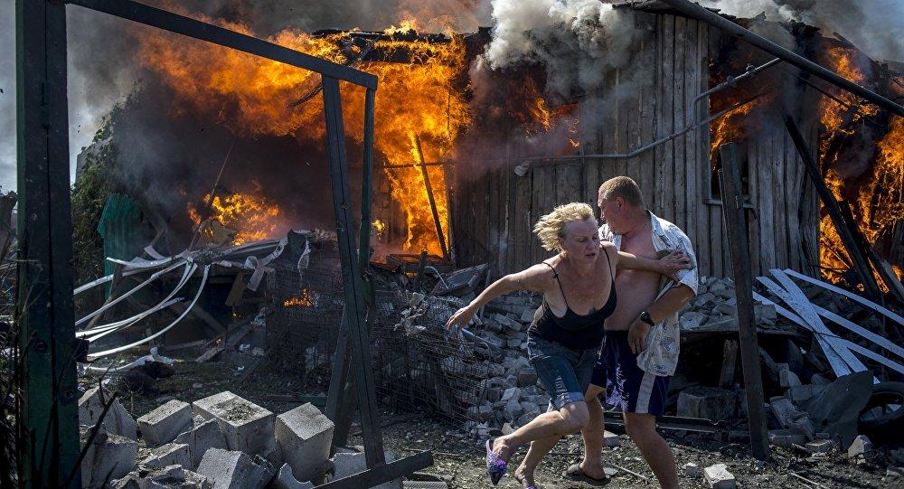 Situācija Luganskas apgabalā