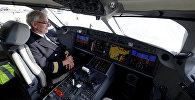 Пилот компании AirBalitc