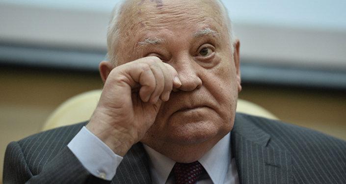 Михаил Горбачев. Архивное фото