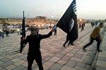 Боевик Исламского государства.