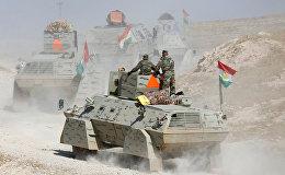 Karaspēki gatavojas uzbrukt kaujiniekiem Mosulas austrumos. Foto no arhīva