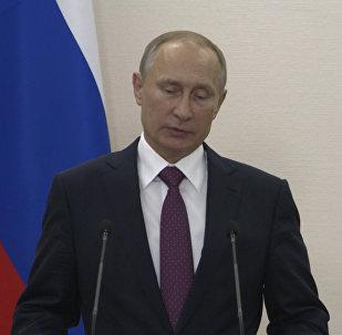 Putins stāsta par Normandijas četrinieka pārrunu rezultātiem