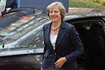 Премьер-министр Великобритании Тереза Мэй, архивное фото