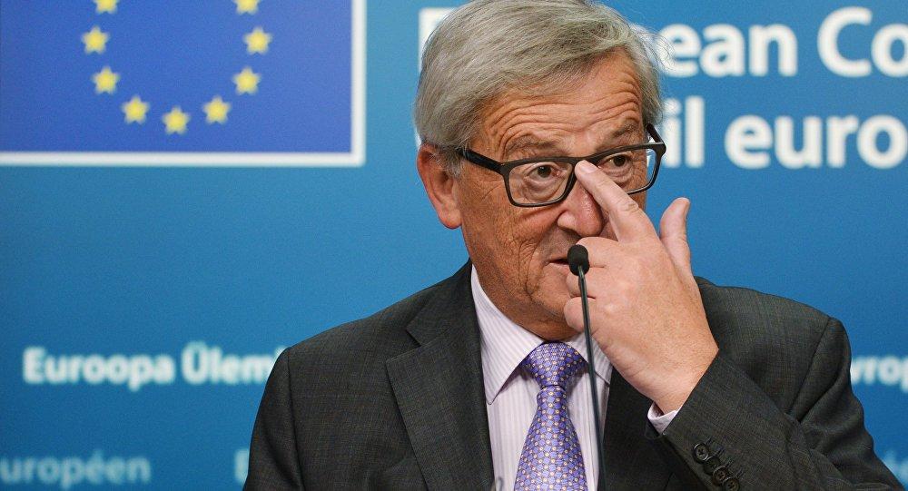 Eiropas Komisijas (EK) prezidents Žans Klods Junkers