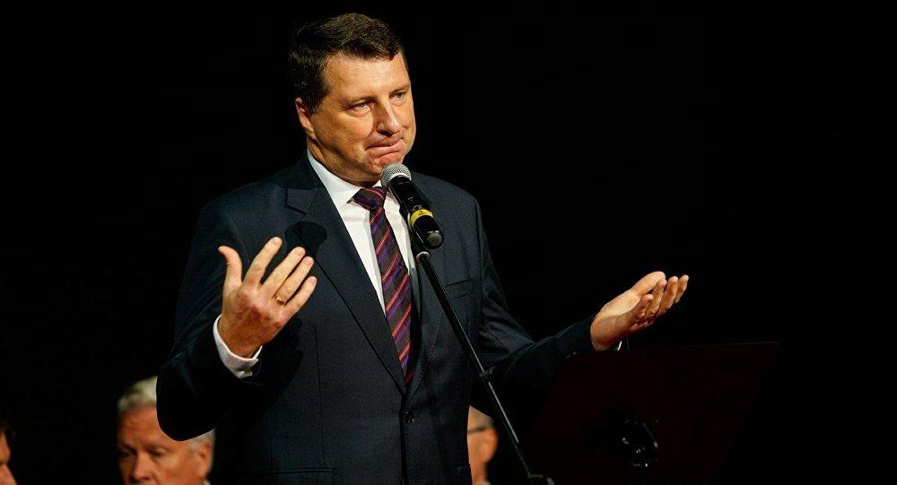 Унашей страны нет собственной экономики— Президент Латвии