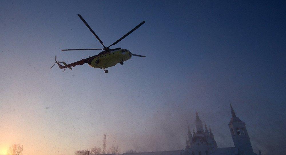 В Российской Федерации потерпел крушение вертолет, умер 21 человек