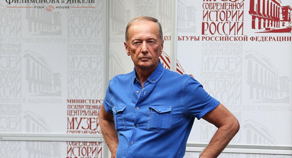 Сатирик Михаил Задорнов, архивное фото