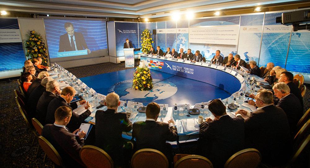 Балтийский форум
