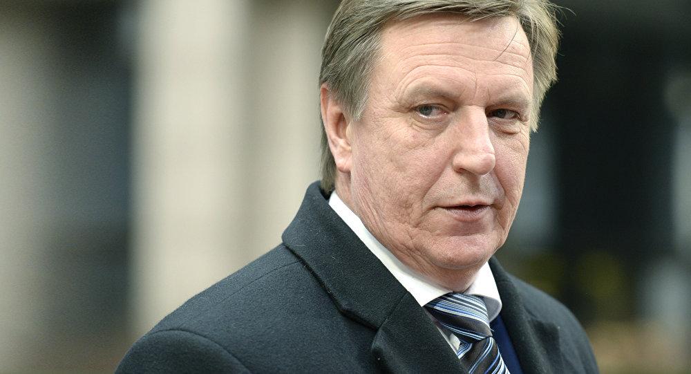Премьер министр Латвии Марис Кучинскис. Архивное фото