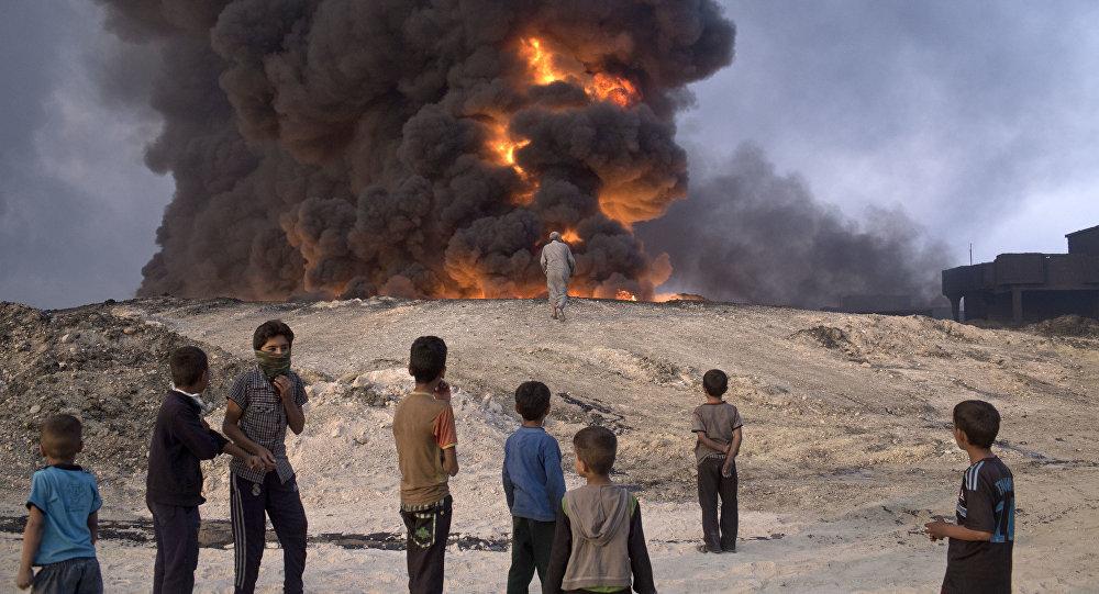 Международная коалиция признала вину вгибели 400 гражданских вИраке иСирии