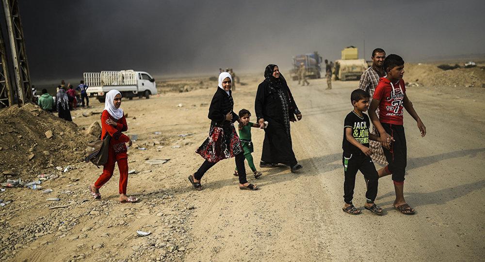 Ситуация в Ираке, Мосул