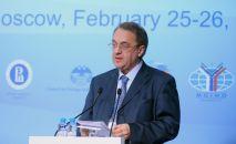 Krievijas ārlietu ministra vietnieks Mihails Bogdanovs . Foto no arhīva