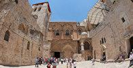 Kunga Kapa baznīca Jeruzalemes vecpilsētā