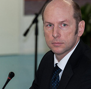 Krievijas Intermodālās loģistikas asociācijas izpilddirektors Aleksandrs Ļisins