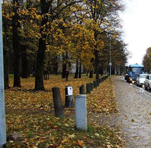Большое кладбище Риги
