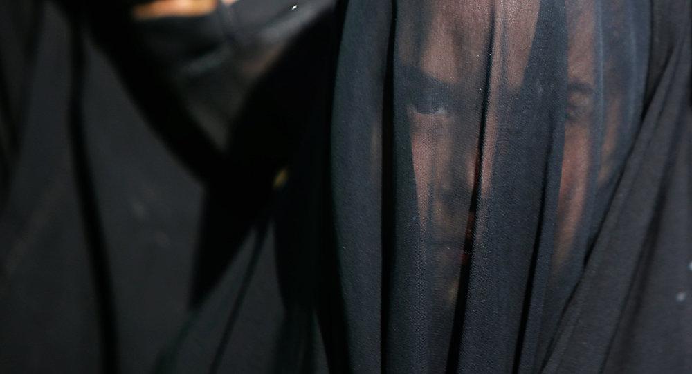 Musulmaņu sievietes.Foto no arhīva