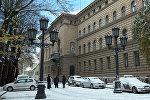 Архивное фото: Сейм Латвии