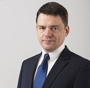 Депутат Сейма Эдвин Шноре