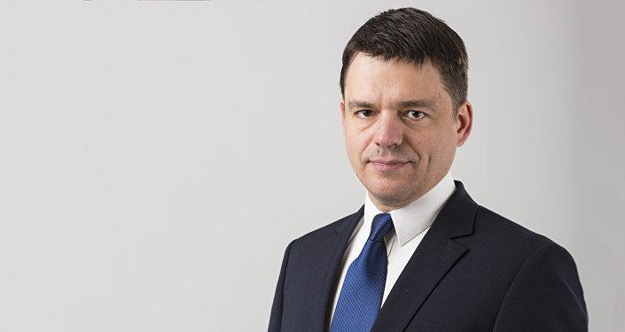 Latvijas Saeimas deputāts Edvīns Šnore