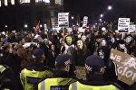 Сторонники хакерского движения Anonymous прошли маршем по центру Лондона