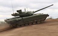 Krievijas izstrādātais T-14 Armata ir pasaulē vienīgais trešās pēckara paaudzes tanks
