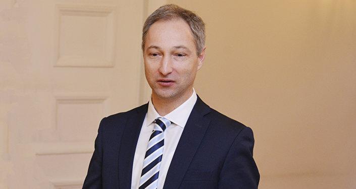 Янис Борданс экс министр юстиции Латвии