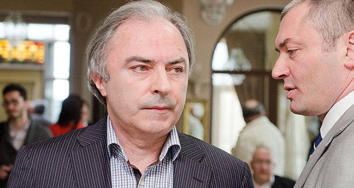 Политолог Александр Чачиа