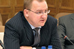 Раймондс Янсонс, пресс-секретарь МИД Латвии