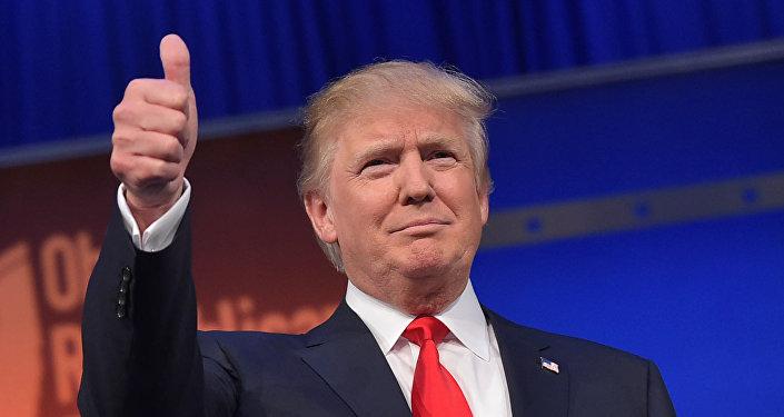 ASV jaunievēlētais prezidents Donalds Tramps. Foto no arhīva
