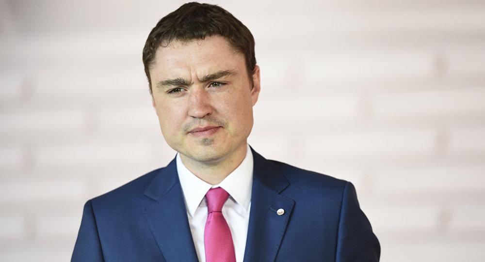 Премьер-министр Эстонии Таави Рыйвас