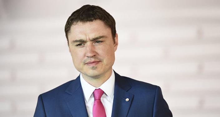 Igaunijas premjerministrs Tāvi Reivass