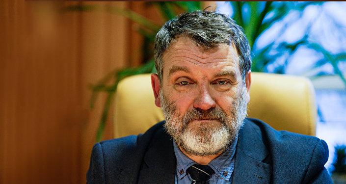 Юрис Розенвалдс профессор декана факультета социальных наук Латвийского университета