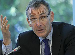 Рartijas Vienotība priekšsēdētājs Andris Piebalgs