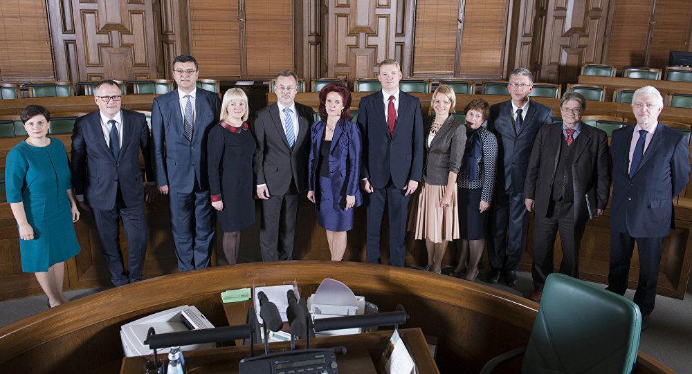 Члены партии Единство