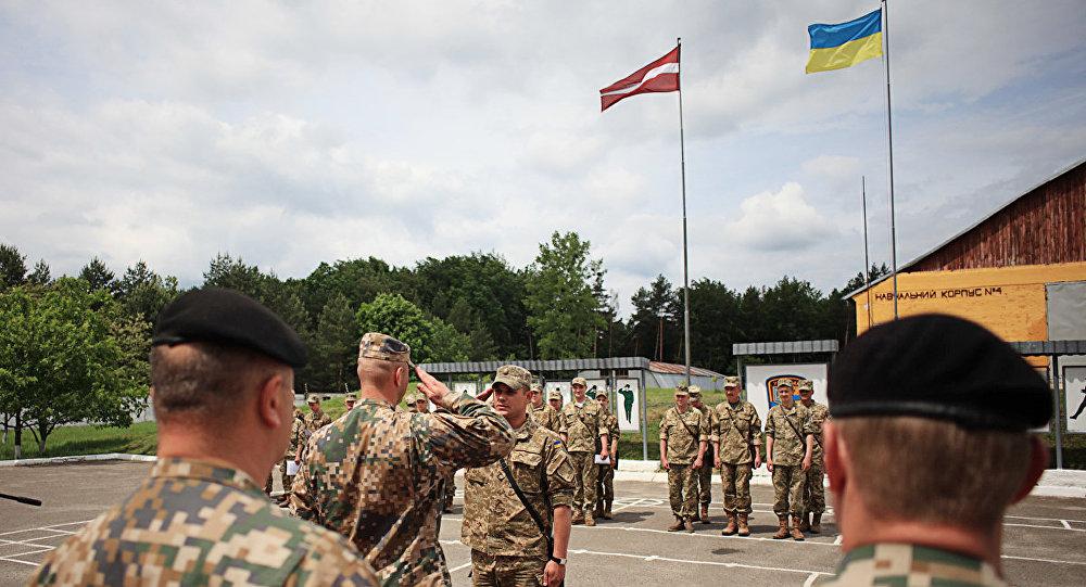 Сейм Латвии не позволил гражданам служить вармии государства Украины
