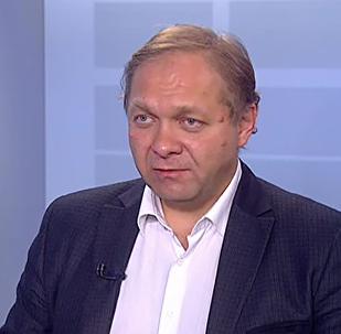 Доцент кафедры политической теории МГИМО Кирилл Коктыш
