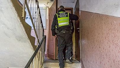Rīgas policija. Foto no arhīva