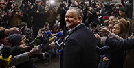 Moldovas prezidents Igors Dodons